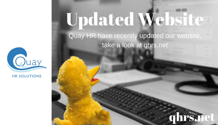 Quay HR Updates its Website